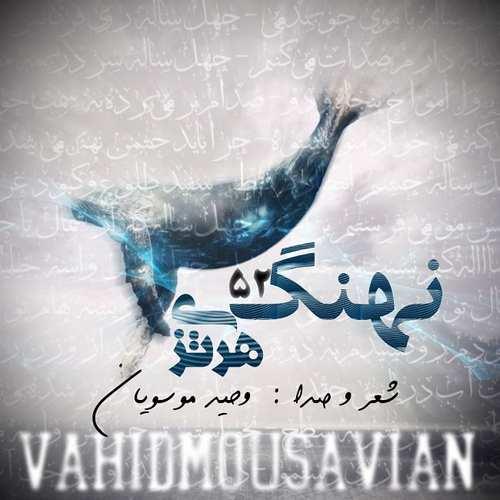 دانلود موزیک جدید وحید موسویان نهنگ ۵۲ هرتزی