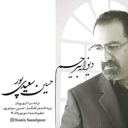 دانلود موزیک جدید حسین سعیدی پور دیوانه بی رحم