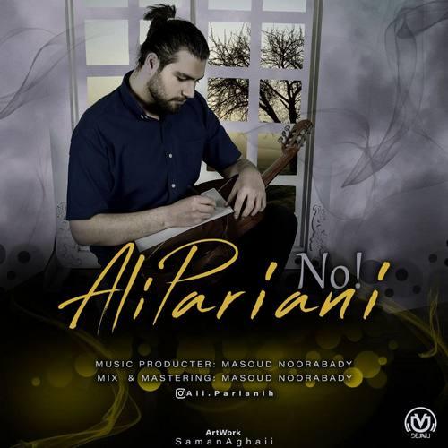 دانلود موزیک جدید علی پریانی نه